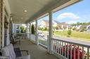 Greenspace across the street - 22362 BRIGHT SKY DR, CLARKSBURG