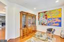 Living Room - 22362 BRIGHT SKY DR, CLARKSBURG