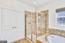 Master Bathroom - 22362 BRIGHT SKY DR, CLARKSBURG