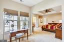 Master Bedroom Sitting area - 22362 BRIGHT SKY DR, CLARKSBURG