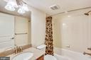 Lower Level 4th full bathroom - 22362 BRIGHT SKY DR, CLARKSBURG