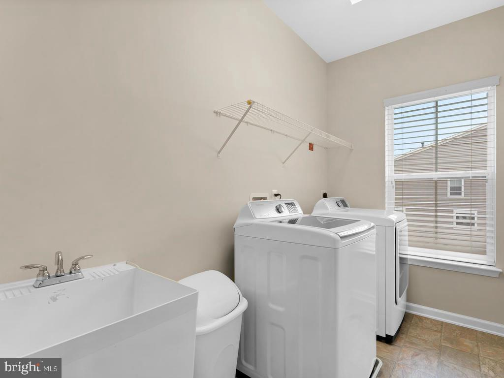 Laundry on Bedroom Level - 23687 TURTLE POINT TER, ASHBURN