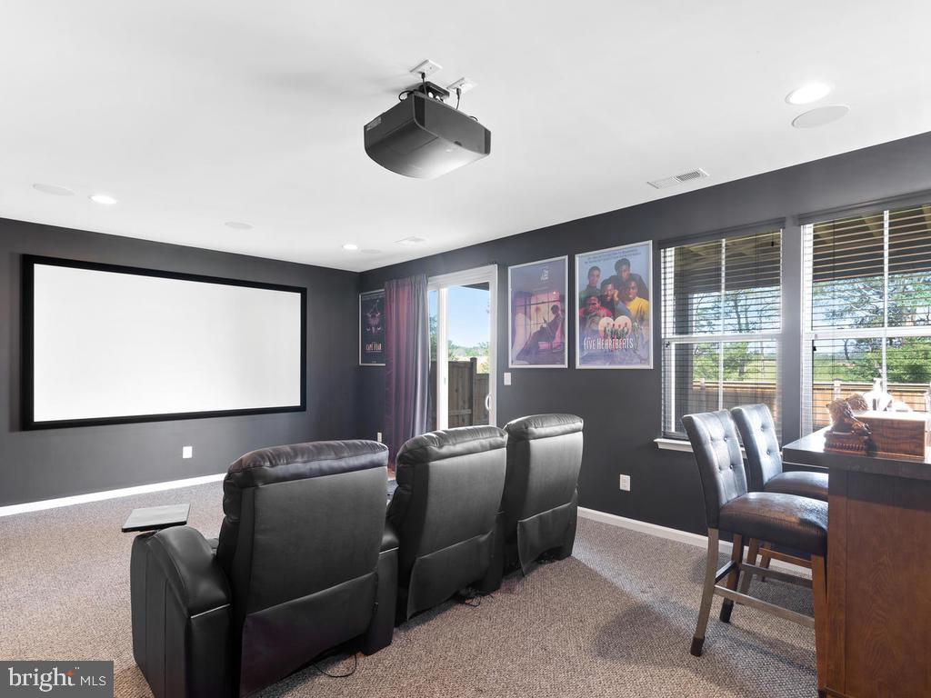 Great Theatre Room - 23687 TURTLE POINT TER, ASHBURN