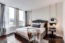 Bedroom - 4915 HAMPDEN LN #504, BETHESDA