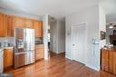 Large walk in pantry - 160 WILLOWDALE LN, FREDERICKSBURG