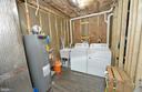 Laundry/utility room - 540 SPYGLASS, MARTINSBURG