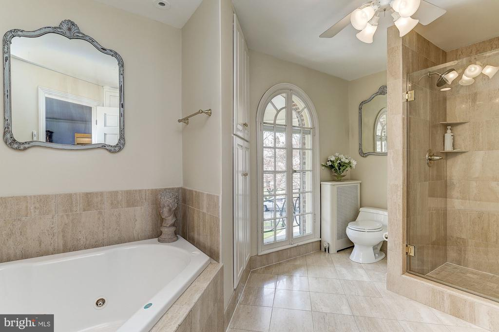 Master Bathroom - 6600 KENNEDY DR, CHEVY CHASE