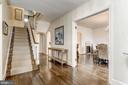 Foyer - 6600 KENNEDY DR, CHEVY CHASE