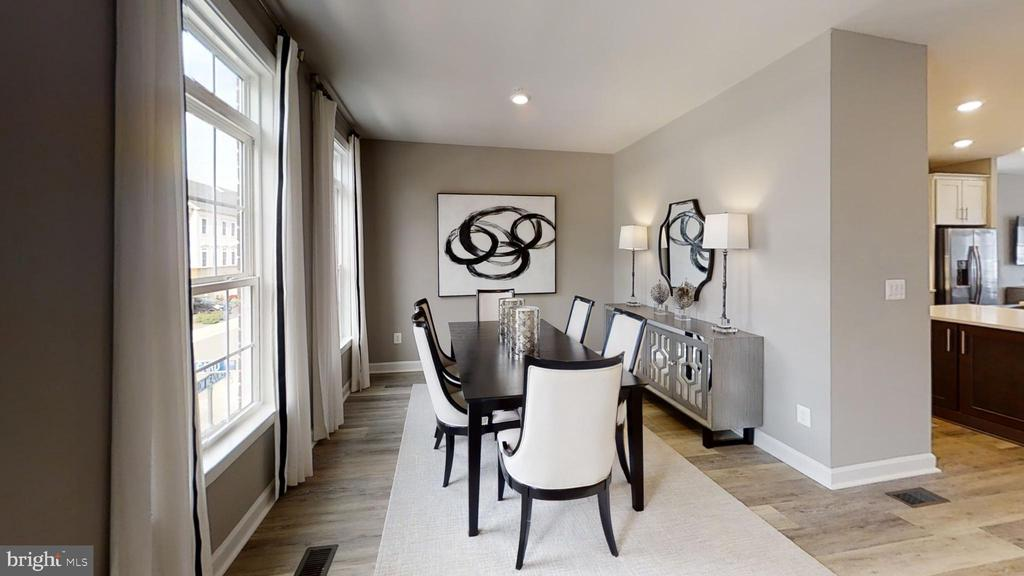 Dining Rm - 42630 HARLOW MEADOWS TER, DULLES