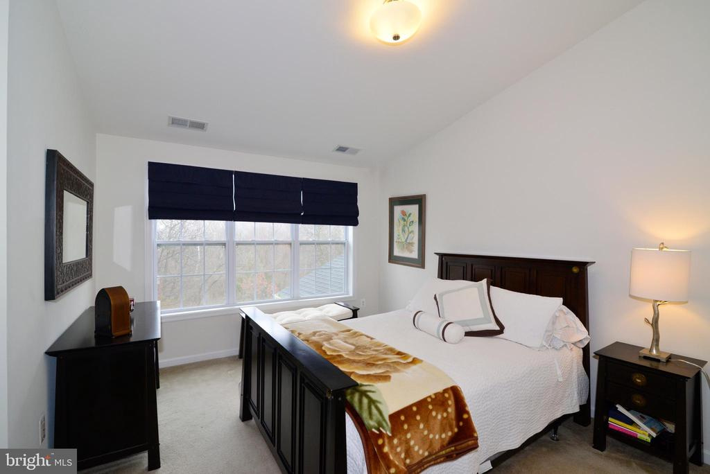 Master Bedroom w cathedral ceilings - 43275 MITCHAM SQ, ASHBURN