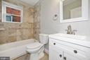 Hall Bathroom - 1122 6TH ST NE, WASHINGTON
