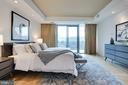 Luxurious and light-filled Master Suite - 1881 N NASH ST #804, ARLINGTON