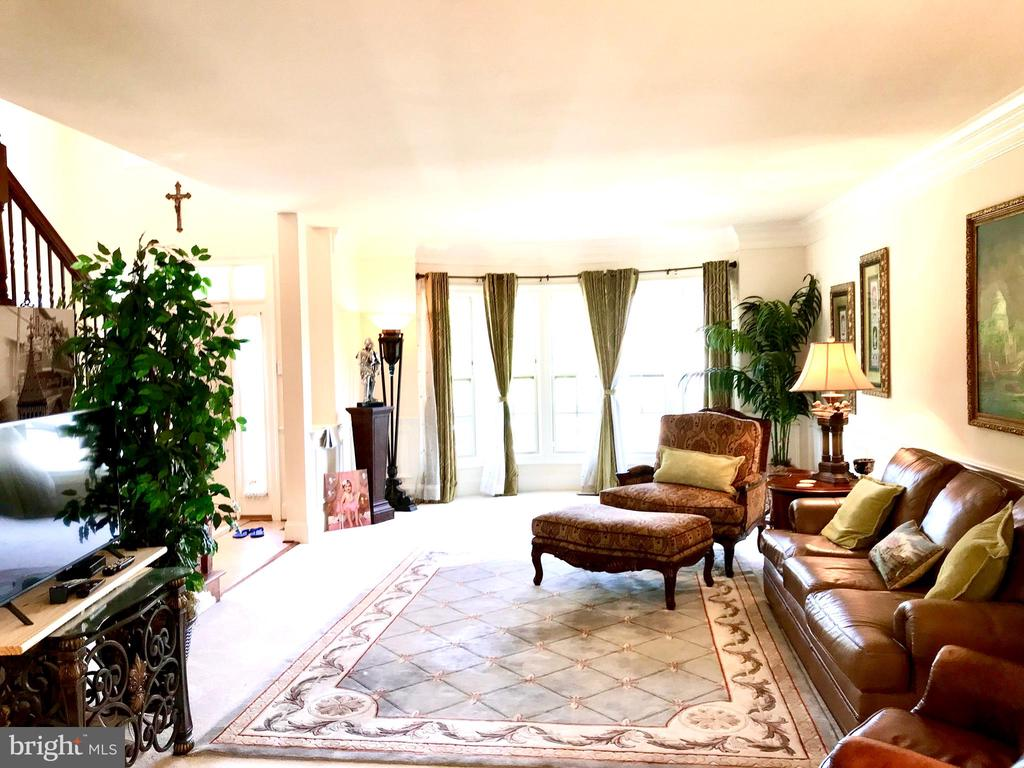 Huge Sunroom with wall of windows - 14414 BROADWINGED DR, GAINESVILLE