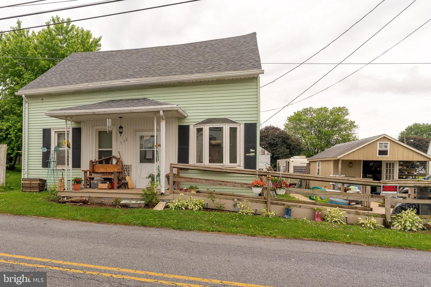 Single Family Homes por un Venta en Fredericksburg, Pennsylvania 17026 Estados Unidos