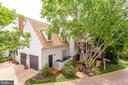 Home has a Total of 5 Parking Spaces - 9902 PALACE GREEN WAY, VIENNA