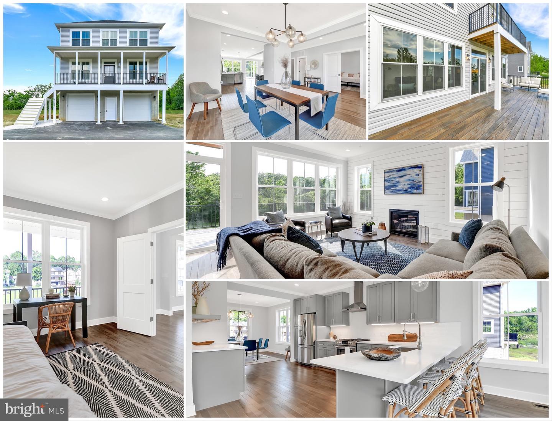 Single Family Homes para Venda às Edgemere, Maryland 21219 Estados Unidos