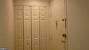 Entry Foyer - 3429 N LEISURE WORLD BLVD N #88-3E, SILVER SPRING