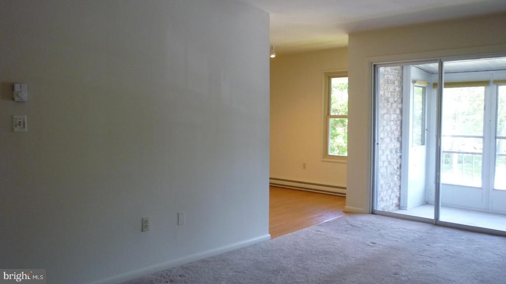 More of Living Room - 3429 N LEISURE WORLD BLVD N #88-3E, SILVER SPRING