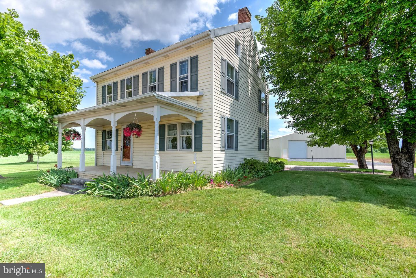 Single Family Homes for Sale at New Oxford, Pennsylvania 17350 United States