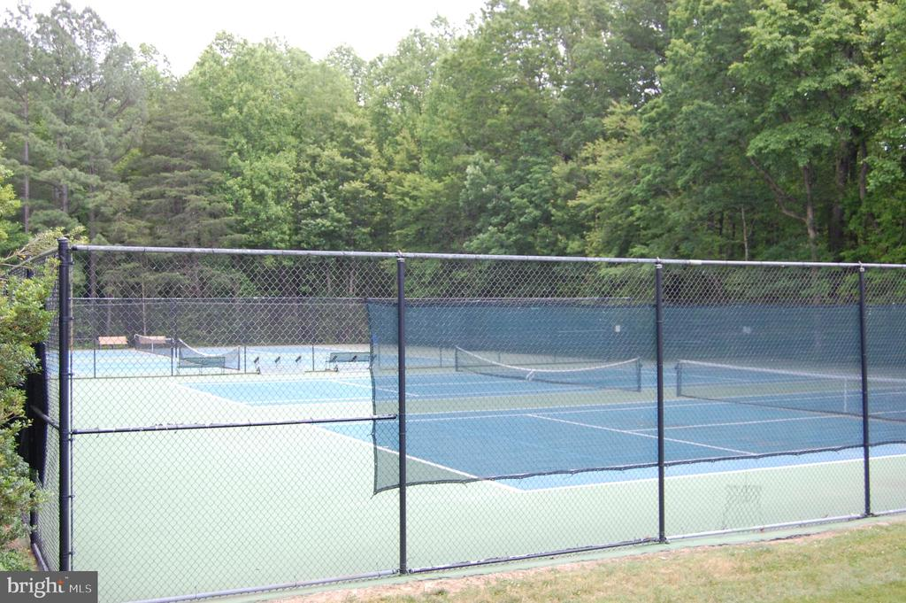 Reston Assn. Tennis - 1308 PAVILION CLUB WAY, RESTON