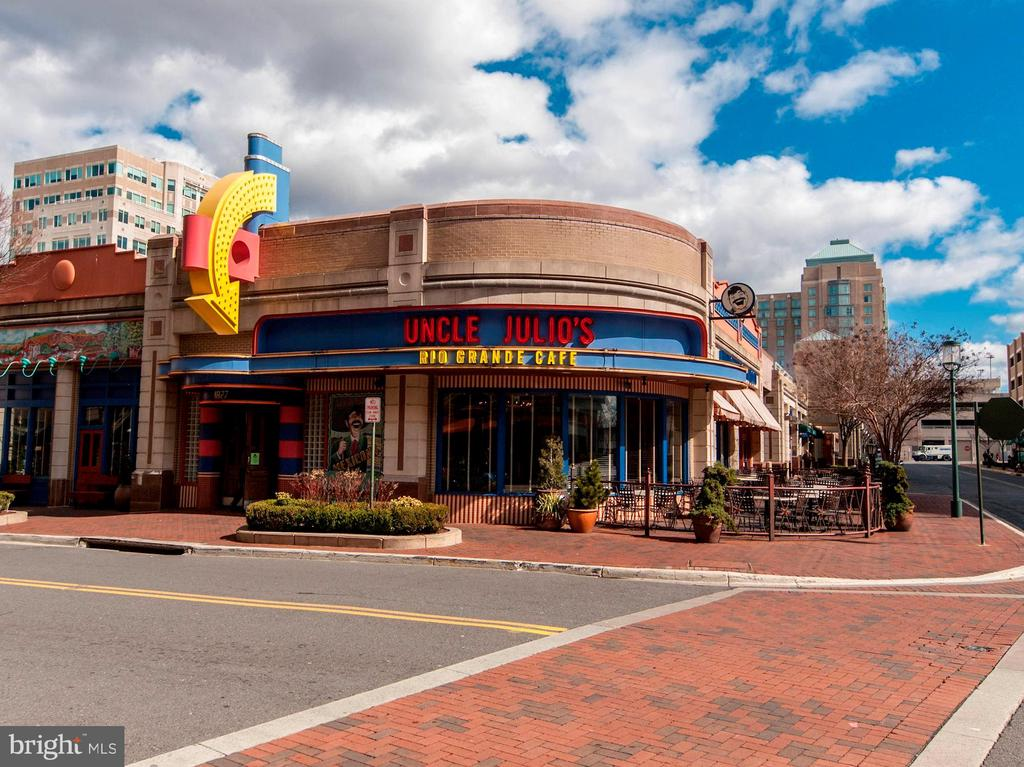 RTC Restaurants - 1308 PAVILION CLUB WAY, RESTON