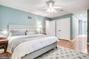 Master Bedroom and En-suite - 4501 35TH RD N, ARLINGTON