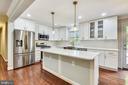 Kitchen - 4810 PEACOCK AVE, ALEXANDRIA