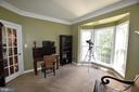 Wonderful office off the family room - 40 BELLA VISTA CT, STAFFORD