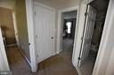 Upstairs at other end of hallway w/laundry room - 40 BELLA VISTA CT, STAFFORD