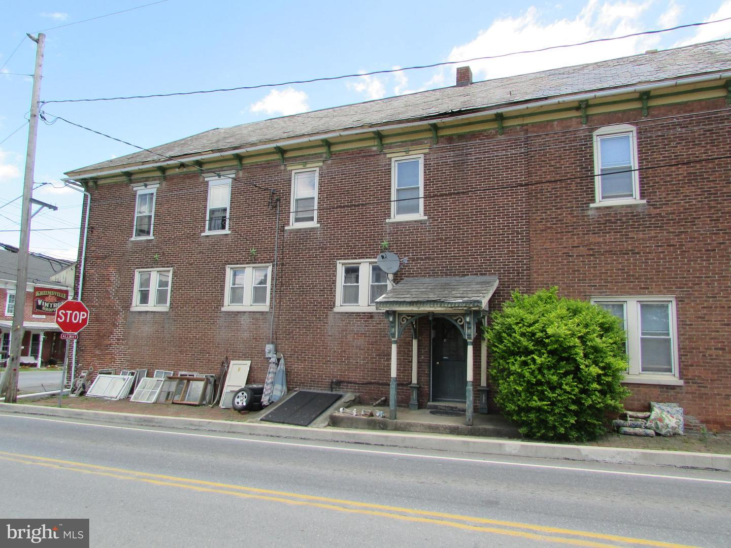 Multi Family for Sale at Lenhartsville, Pennsylvania 19534 United States