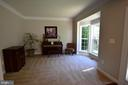 Living room - 40 BELLA VISTA CT, STAFFORD