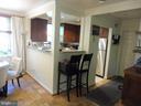 Breakfast bar - 3720 39TH ST NW #A163, WASHINGTON