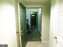 Lower level exit - 3720 39TH ST NW #A163, WASHINGTON