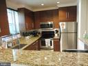 Updated kitchen - 3720 39TH ST NW #A163, WASHINGTON