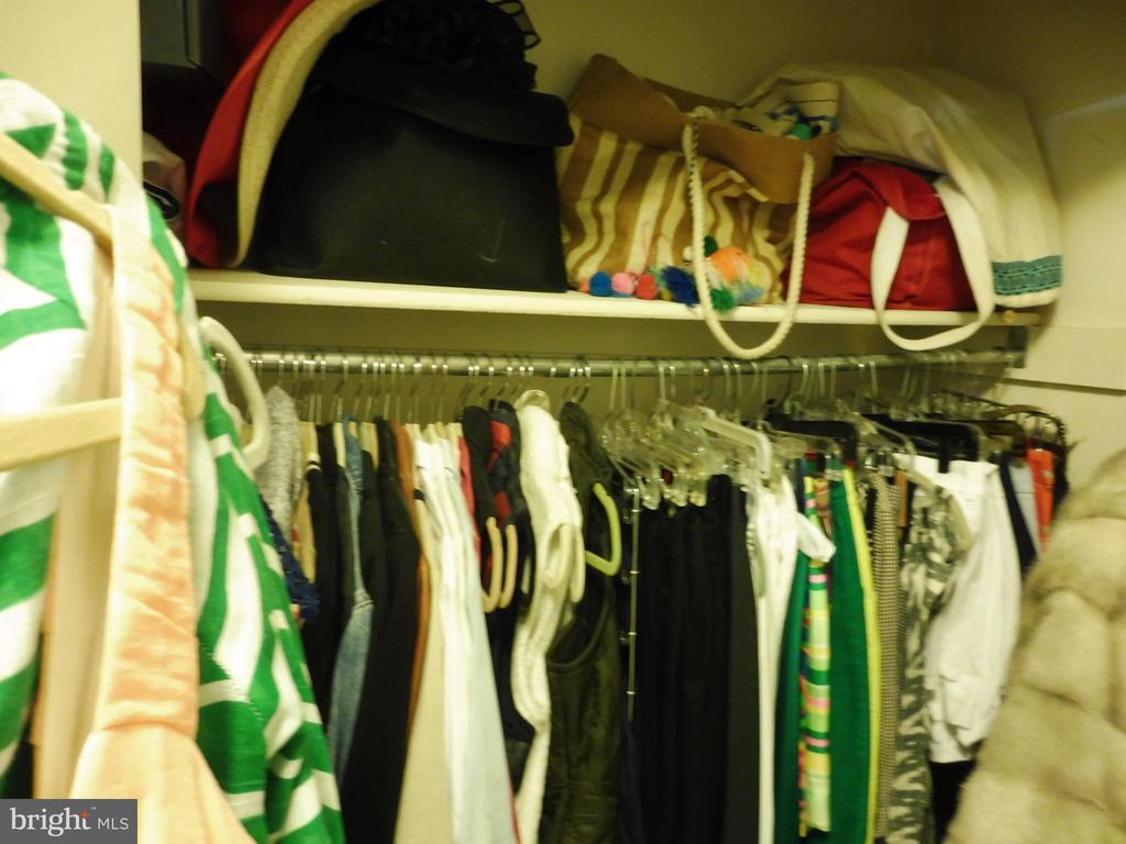 Closet #1 - 3720 39TH ST NW #A163, WASHINGTON