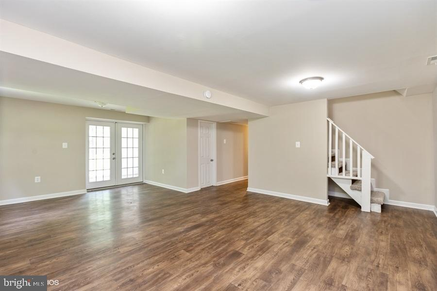 Basement family room - 2436 OLD NATIONAL PIKE, MIDDLETOWN