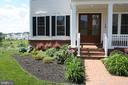 Handsome Double Front Door - 1109 GARDEN STONE CT, CLARKSBURG