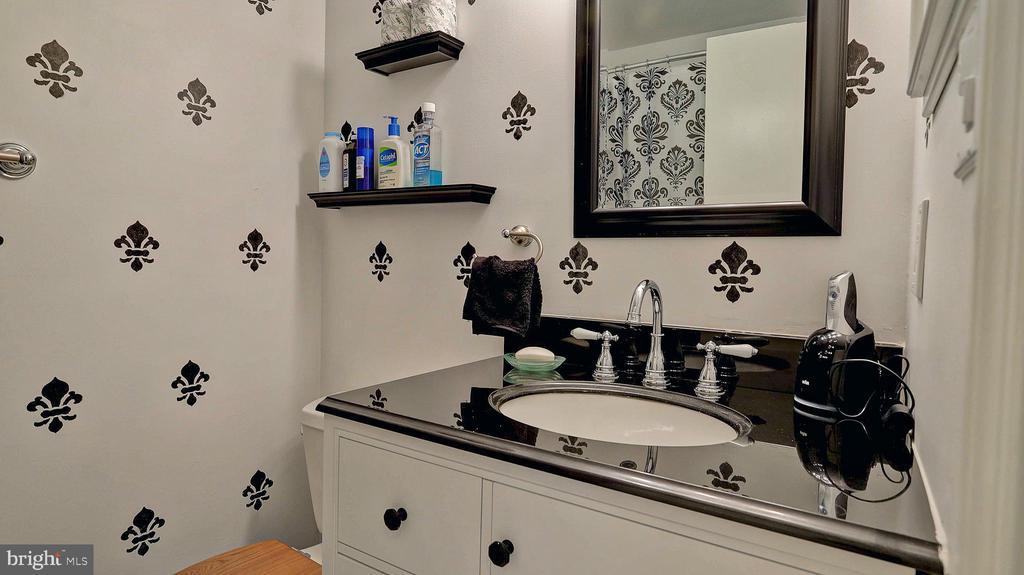 Hall bathroom - 11210 LAGOON LN, RESTON