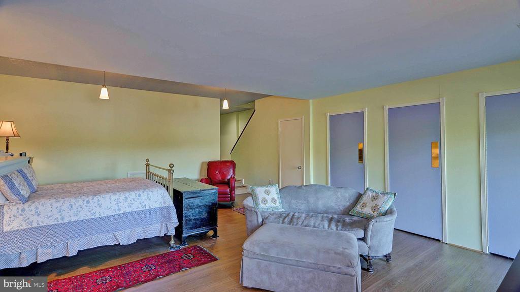 Lower level Bedroom/Family/Rec Room - 11210 LAGOON LN, RESTON