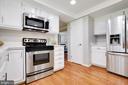 Kitchen - 15153 HOLLEYSIDE DR, DUMFRIES