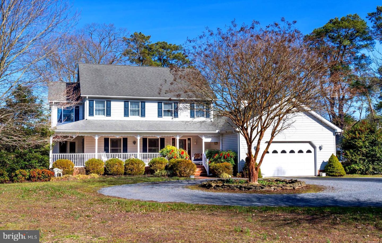 Single Family Homes voor Verkoop op East New Market, Maryland 21631 Verenigde Staten