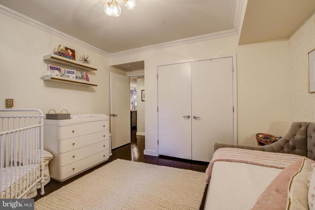 Second bedroom - 912 F ST NW #408, WASHINGTON