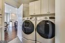 Front-load Washer & Dryer - 11329 STONEHOUSE PL, POTOMAC FALLS