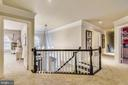 Upper Level Landing - 11329 STONEHOUSE PL, POTOMAC FALLS