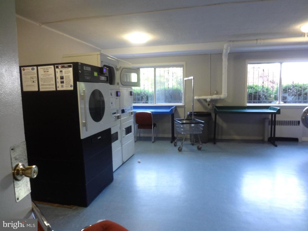 Laundry view 2 - 5111 S 8TH RD S #207, ARLINGTON