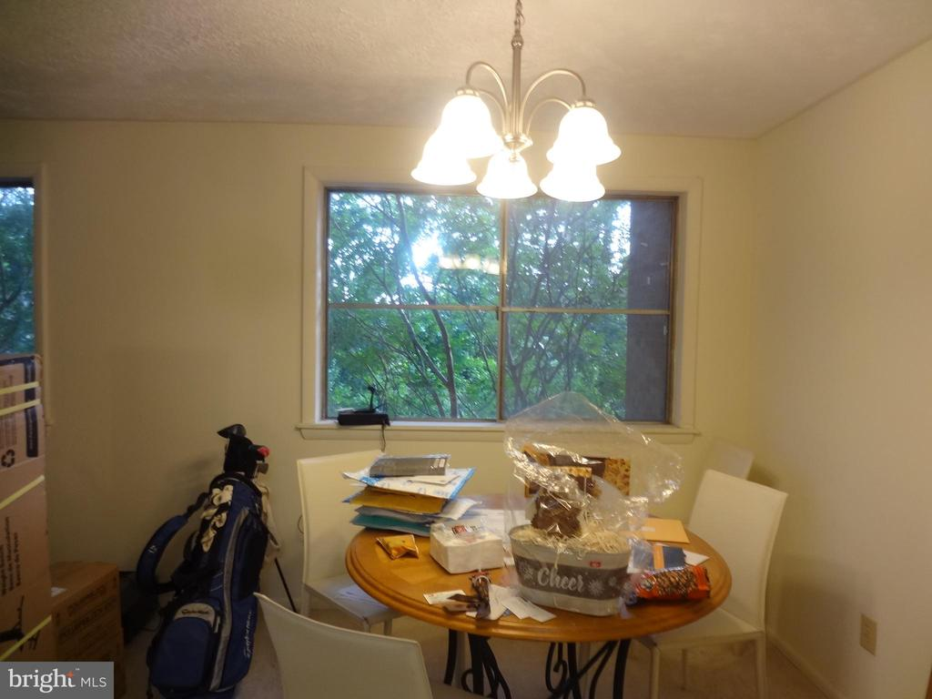 dining area - 5111 S 8TH RD S #207, ARLINGTON