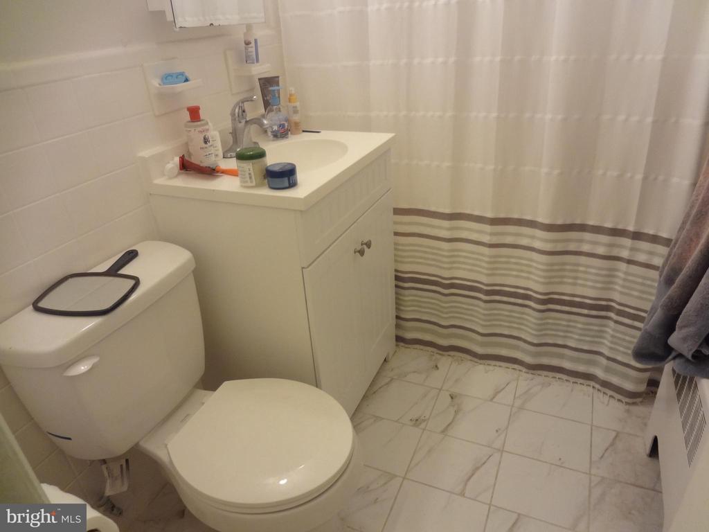 Bathroom - 5111 S 8TH RD S #207, ARLINGTON
