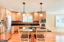 Kitchen - 1308 PAVILION CLUB WAY, RESTON