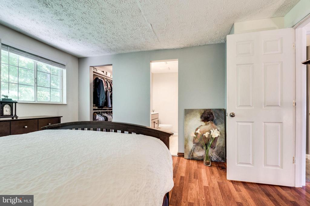 Master Bedroom - 8364 ROCKY FORGE CT, SPRINGFIELD