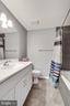 Second Full Bath - 8364 ROCKY FORGE CT, SPRINGFIELD